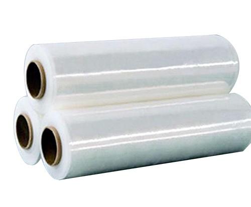 拉伸缠绕膜厂家产品为什么会变黄?